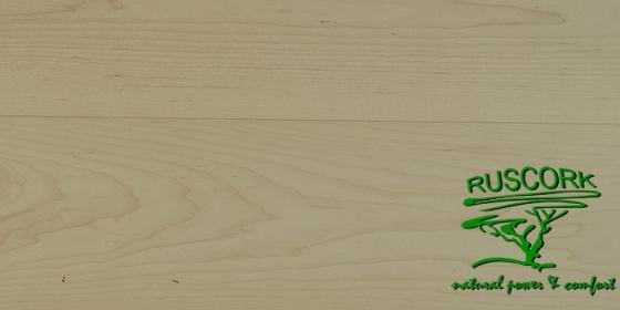 Пробковый паркет Heritage - 52 312 14 Maple sand