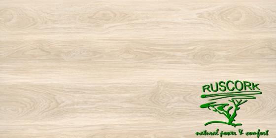 Пробковый пол PB-FL Oak Snow