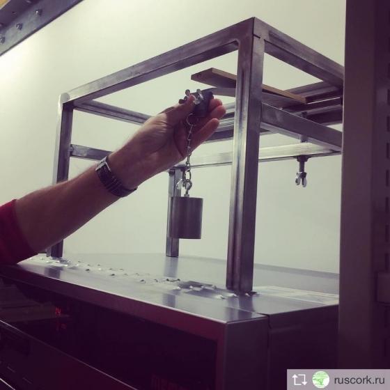 тест на отрыв верхнего слоя напольных покрытий