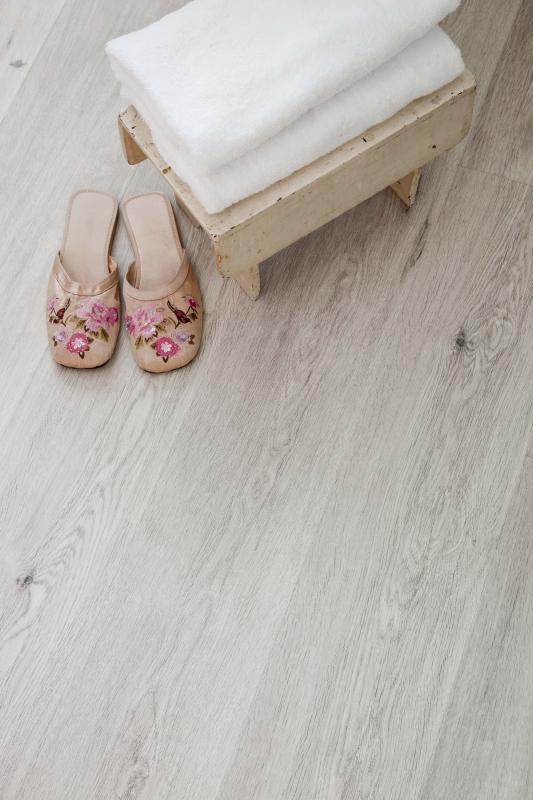 Пробковый пол – PrintCork Oak Blanc