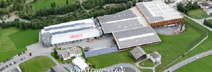 Фабрика Li&Co AG, Швейцария (Schweiz, Palü Daint, CH 7537, Müstair, TEL +41 81 850 38 38
