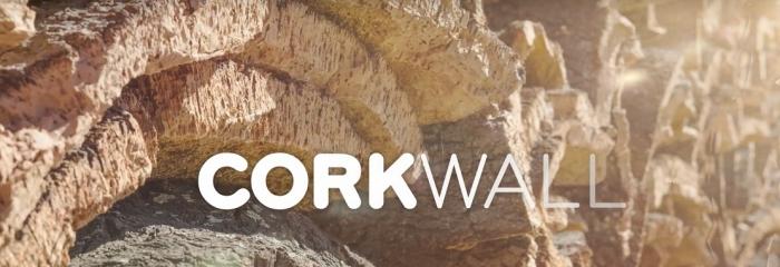 пробковые покрытия коллекция CORK WALL