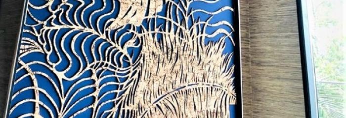 """Hotel Makanda в Коста- Рике (Costa Rica) номер  """"WOW Loft"""" продуманно использованы пробковые покрытия Virgen"""
