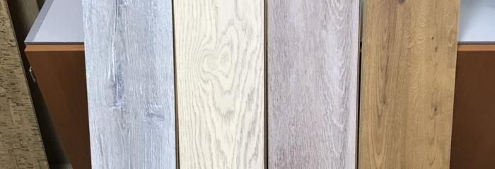 Пробковые полы RUSCORK с текстурой ценных пород деревьев